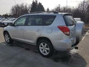 TOYOTA RAV4, 2007 LIMITED, TOIT OUVRANT, MAGS, SIEGE ELECT 7500$
