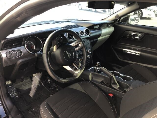 2017 Ford Mustang GT BLACK Coupe 5.0L Ti-VCT V8 Engine