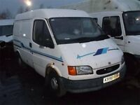 WANTED MERCEDES SPRINTER TOYOTA HI ACE FORD TRANSIT SMILEY