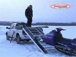 MARATHON SLED DECK ALUMINUM WIDE FIRST $2,200