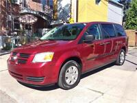2010 DODGE GRAND CARAVAN SE SEULEMENT 71.000KM