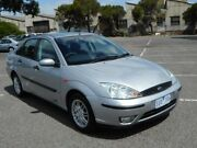 2003 Ford Focus LR LX Silver 4 Speed Automatic Sedan Maidstone Maribyrnong Area Preview