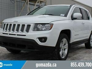 2015 Jeep Compass HIGH ALTITUDE LEATHER ROOF 4X4