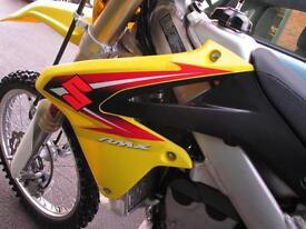 SUZUKI RMX 450 Z 2012 L2 EFI ENDURO MOTOCROSS ROAD REG'ED OFF ROAD BIKE