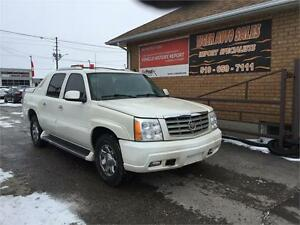 2006 Cadillac Escalade EXT TRUCK***LEATHER**AWD**ONLY 173 KMS