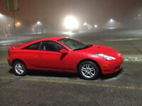 Toyota Celica GT Low Milage