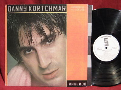 DANNY KORTCHMAR Insinuation VINYL LP Record Album WL PROMO