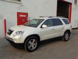 2010 GMC Acadia AWD ~ 7 seater ~ Leather ~ Backup cam ~ $14900