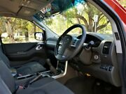 2011 Nissan Navara D40 MY11 ST-X Red 6 Speed Manual Utility Medindie Walkerville Area Preview