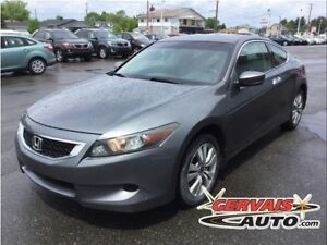 Honda Accord Coupe EX-L Cuir Toit Ouvrant MAGS 2010
