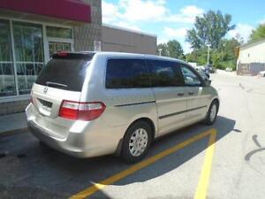 2007 Honda Odyssey LX+4 extra tires with rims