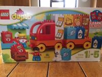 Lego/Duplo - 'Learn to Match' shop