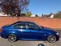 BMW 318d Sport Plus Edition, Saloon, 2011, £30 TAX, Le Mans Blue, Manual, 1995 (cc), 4 doors