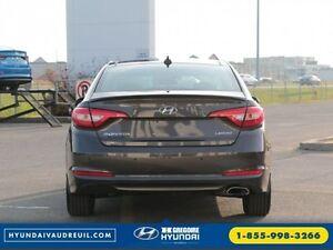 2015 Hyundai Sonata 2.4L Limited NAV CAMERA TOIT CUIR BLUETOOTH West Island Greater Montréal image 8