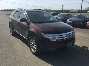 2009 Ford Edge SEL  FWD BROWN