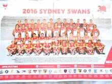 AFL poster Free Postage or Pick Up Glenfield Campbelltown Area Preview