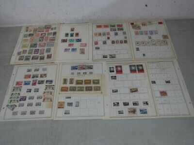 Nystamps Russia areas much mint stamp collection Album page