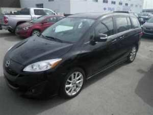 2017 Mazda Mazda5 GT - 6passenger,Leather,Sunroof,BT,