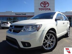 2013 Dodge Journey R/T AWD V6/2 SETS WHEELS n TIRES/MOONROOF/POW
