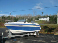 25 foot Wellcraft Sportsman     CLEARANCE
