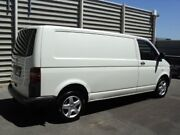 2008 Volkswagen Transporter T5 MY08 (SWB) White 6 Speed Tiptronic Van Edwardstown Marion Area Preview