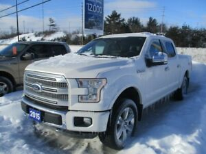 "2015 Ford F-150 4WD SuperCrew 145"" P"
