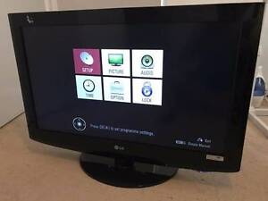 """LG 32"""" HD LCD TV Algester Brisbane South West Preview"""