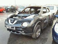 Nissan, braeking