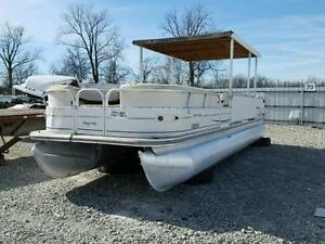 Early Bird Steal, 29ft Pontoon Boat, $13,900