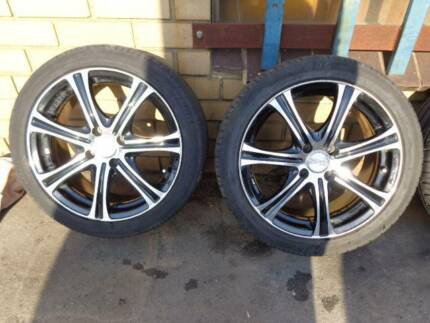 ANZ Alloy Mags Wheels 16, and Tyres Campbellfield Hume Area Preview