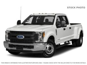 2018 Ford Super Duty F-350 DRW CrewCab Platinum 6.7L PowerStroke