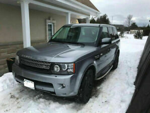 2013 Land Rover Range Rover Sport - low kms