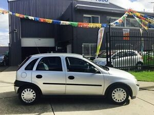 2003 Holden Barina XC XC 4 Speed Automatic Hatchback Brooklyn Brimbank Area Preview