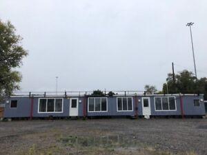 78ft X 10ft Site Office Portacabin Porta Cabin