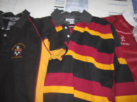 Hutton Grammer School Rugby tops from £3