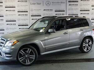 2014 Mercedes-Benz GLK-CLASS 4MATIC