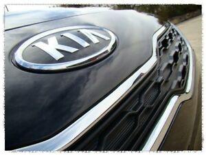 2012 Kia Rio UB S Black 6 Speed Manual Hatchback Fyshwick South Canberra Preview