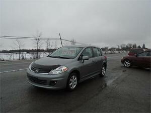 "2012 Nissan Versa ""SL""-ONE OWNER-P/ROOF-NEW TIRES-LIKE NEW!"