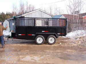 2019 WARMAN DUMP TRAILER