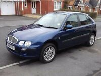 WANTED,,, Rover 25 or MGZR, Complete car , runner, non runner ,MOT failed,