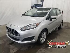 Ford Fiesta SE A/C MAGS Hatchback 2015