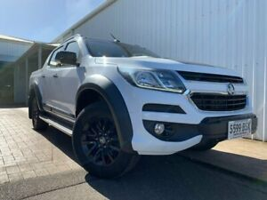 2016 Holden Colorado RG MY17 Z71 Pickup Crew Cab White 6 Speed Sports Automatic Utility Port Adelaide Port Adelaide Area Preview