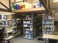 CLEANING AND JANITORIAL PRODUCTS SUPPLIER BUSINESS REF 145986