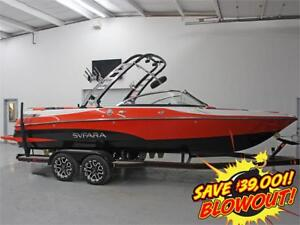 2016 Campion SV3 w/Indmar 5.7 LC VD Boat   Tow Boat