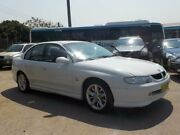 2000 Holden Commodore VT II SS White 4 Speed Automatic Sedan North St Marys Penrith Area Preview