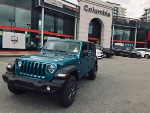 2019 Jeep Wrangler Unlimited Unlimited Sport S