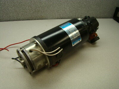 Leeson Cm34d36nz25c Permanent Magnet Dc Gearmotor 12v 26a Cat No.m1135153.00