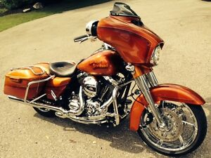 One of a kind 2014 Street Glide