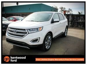 2017 Ford Edge SEL touring pkg 302A 2.0L ecoboost AWD, NAV, pano