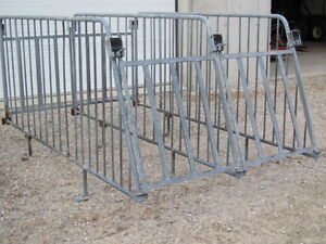 Sow Stalls and Crates